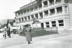 Hotel Mohren 1937