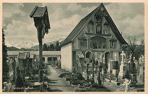 Alter Friedhof an der Pfarrkirche