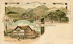 Gasthof zum Löwen 1899
