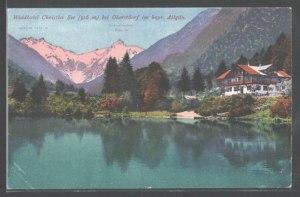 Christlessee mit Waldhotel in den 50ern