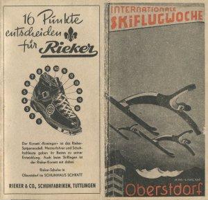 Skiflug 1950-1