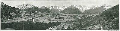 Ortsprospekt 1914 (Klapp-Panorama)