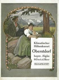 Titelseite Ortsprospekt 1914