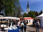 Kunsthandwerkermarkt im Kurpark