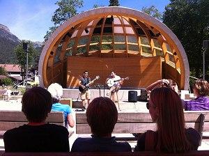 Oberstdorfer Straßenmusikfestival und verkaufsoffener Sonntag