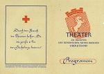 Programmblatt: Theater zu gunsten des BRK Oberstdorf