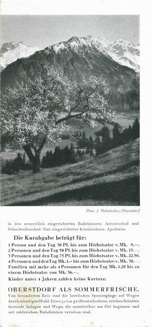 Orsprospekt 1928 Seite 5