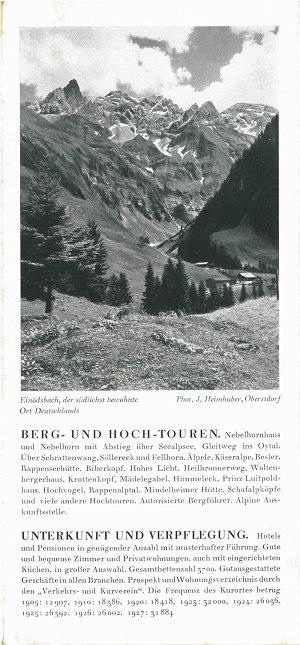 Orsprospekt 1928 Seite 7