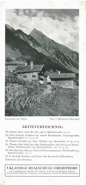 Orsprospekt 1928 Seite 10