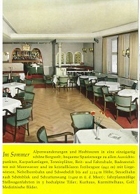 Hotel Baur Prospekt 1972 Seite 4