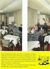 Hotel Baur Prospekt 1972 Seite 3