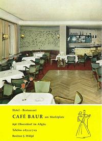 Hotel Baur Prospekt 1972 Seite 2