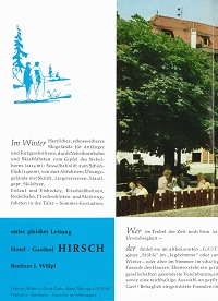 Hotel Baur Prospekt 1972 Seite 6