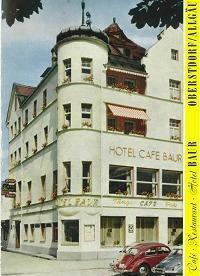 Hotel Baur Prospekt 1972 Seite 1