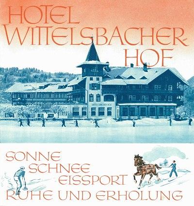 Wittelsbacher Hof 1951 Seite 4