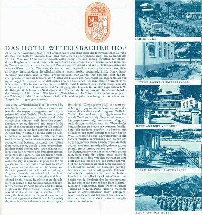 Wittelsbacher Hof 1951 Seite 6