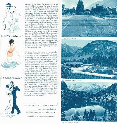 Wittelsbacher Hof 1951 Seite 8