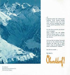 Ortsprospekt Winter 1938/39 Seite 3