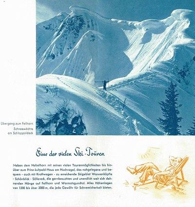 Ortsprospekt Winter 1938/39 Seite 8