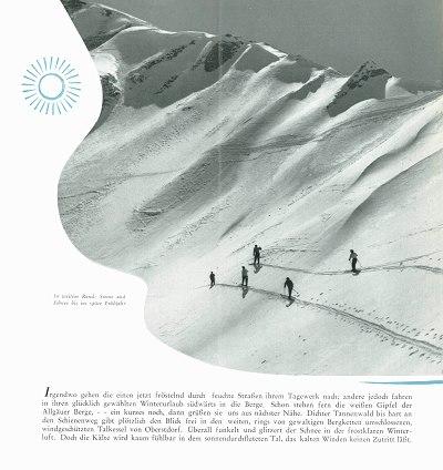 Ortsprospekt Winter 1955/56 Seite 2