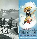 Ortsprospekt Winter 1955/56 Seite 1