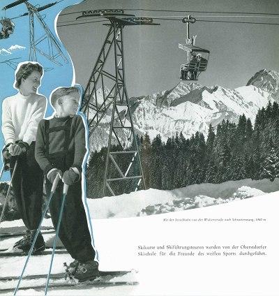 Ortsprospekt Winter 1955/56 Seite 5