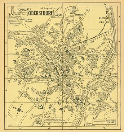 Gastgeberverzeichnis Winter 1955/56 Seite 12