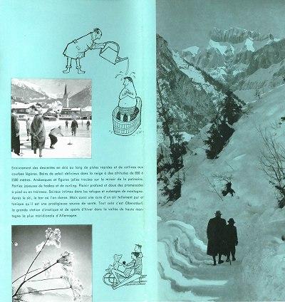 Ortsprospekt Winter 1960/61 Seite 3