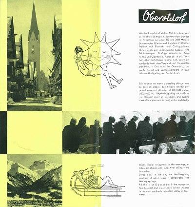 Ortsprospekt Winter 1960/61 Seite 2