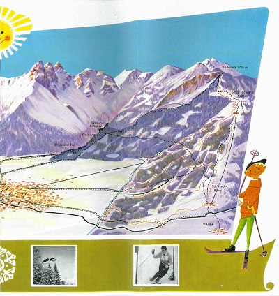 Ortsprospekt Winter 1960/61 Seite 7