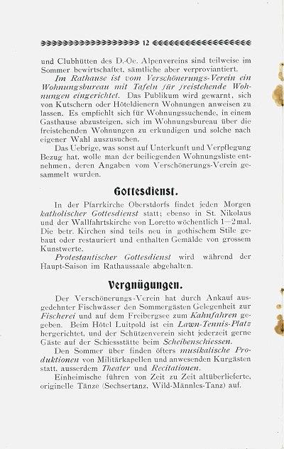 Ortsprospekt 1897, Seite 14