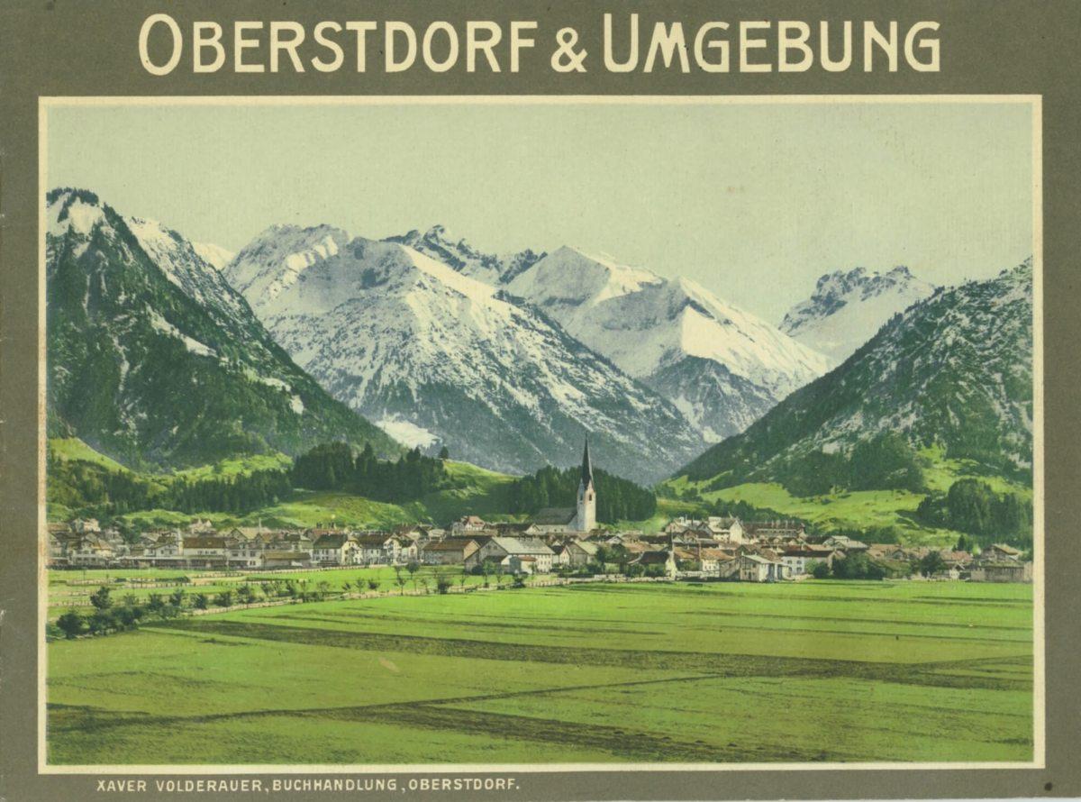 Bildband Oberstdorf und Umgebung Seite 1
