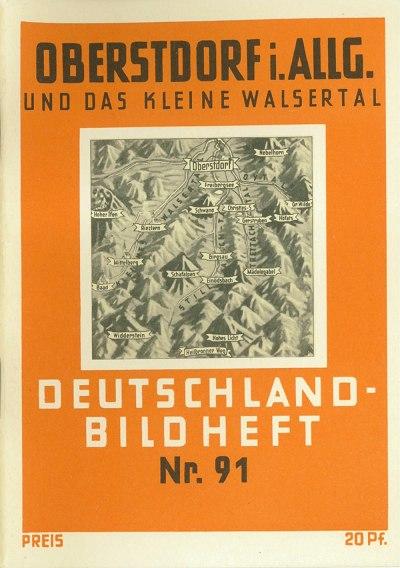 Deutschland Bildheft 91 Seite 1