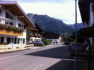 Weststraße im Unteren Markt