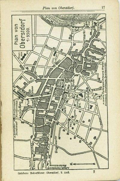 Griebens Reiseführer 1922 Seite 17