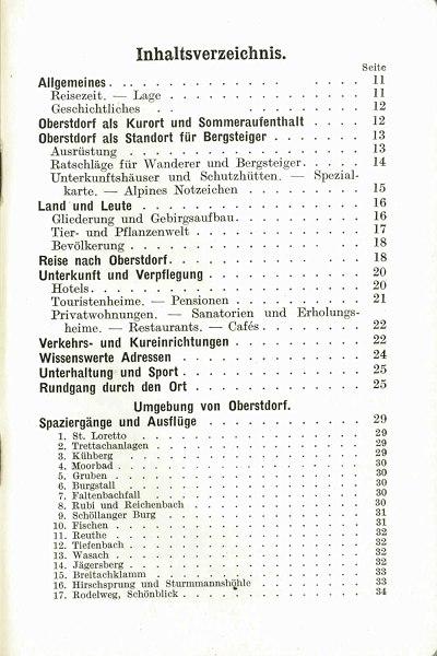Griebens Reiseführer 1927 Seite 9