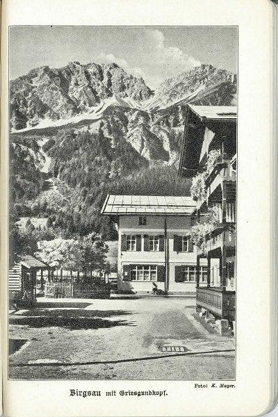 Griebens Reiseführer 1938 Seite 45