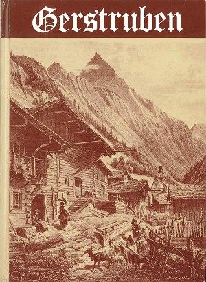 Buchumschlag: Gerstruben