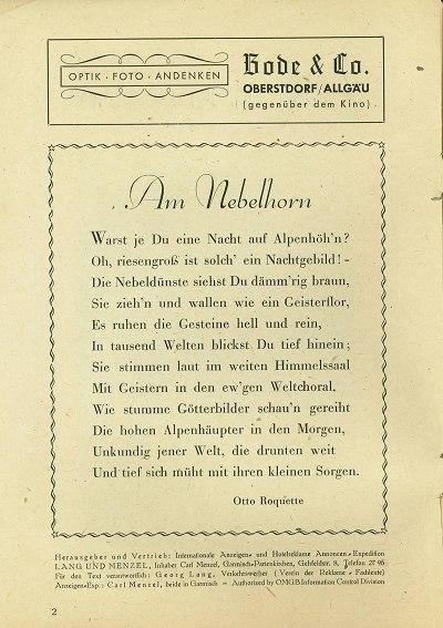 HR Reiseführer, Seite 2