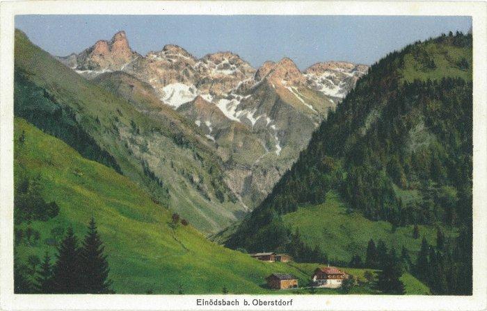 Einödsbach b. Oberstdorf