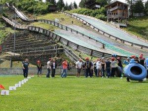 Schanzentubing-Team Vier-Schanzen-Team-Tour ICO-Skywalk-Oberstdorf
