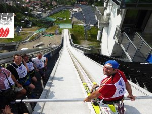 Skispringer-Feeling Vier-Schanzen-Team-Tour ICO-Skywalk-Oberstdorf