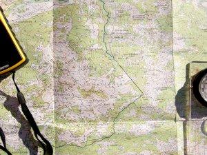 Geocaching - Karte