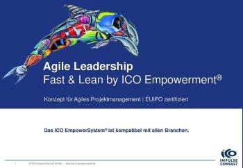 Agile Leadership | EmpowerSystem® im Überblick
