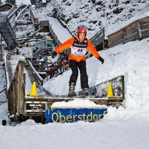 ICO Skisprung Workshop im Skywalk Oberstdorf