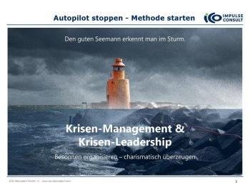 Krisen-Manager und Leader
