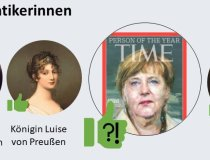 Herrschende Charismatikerinnen - ICO ImpulseConsult Oberstdorf