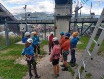 Sicherheits-Fortbildung im Skywalk - ICO ImpulseConsult Oberstdorf