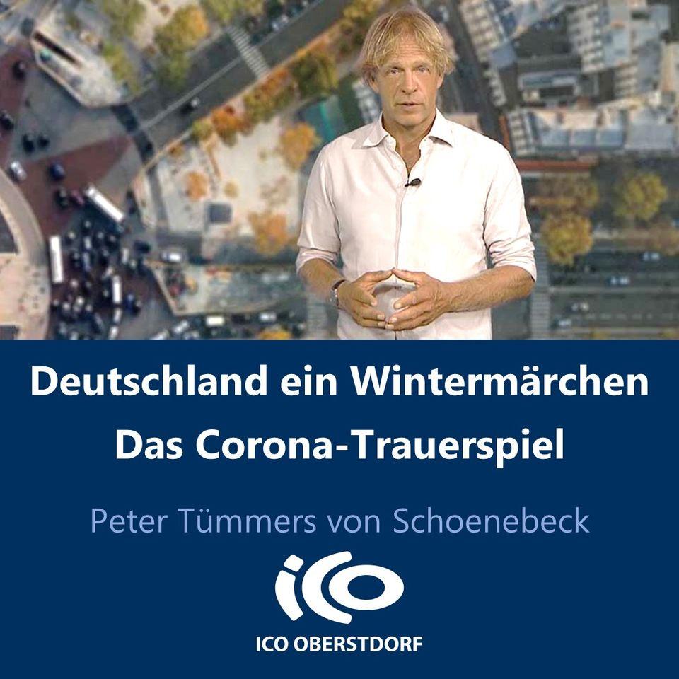 Deutschland ein Wintermärchen - das Corona Trauerspiel