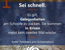 Wachsen in der Krise Nr. 2 - ICO ImpulseConsult Oberstdorf